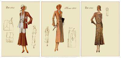 Fashion, 1931--Art Print