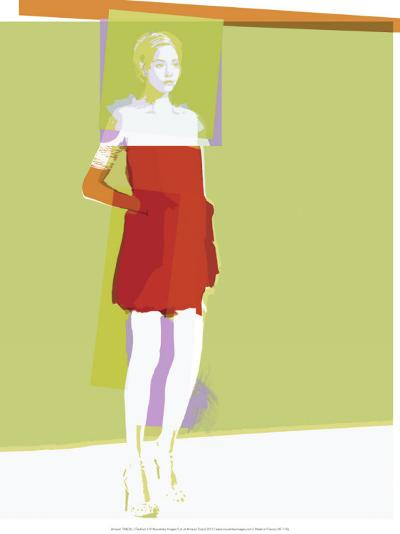Fashion 3-Arnaud Tracol-Art Print