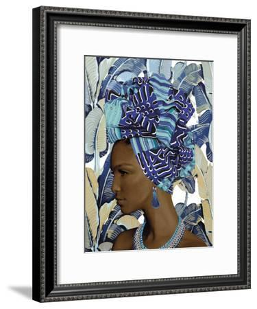 Fashion Gele-Mark Chandon-Framed Giclee Print