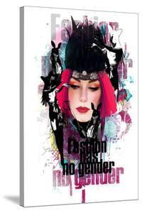 Fashion Has No Gender Collage
