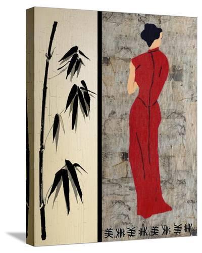 Fashion I-Karen J^ Williams-Stretched Canvas Print