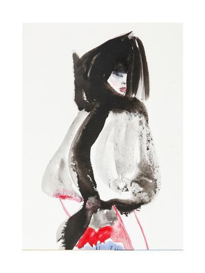 Fashion I-Susan Adams-Giclee Print