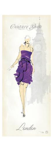 Fashion Lady III-Avery Tillmon-Premium Giclee Print