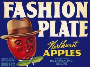 Fashion Plate Apples