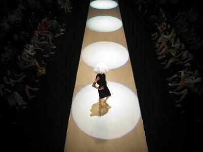 Fashion Show in Singapore-xPacifica-Photographic Print