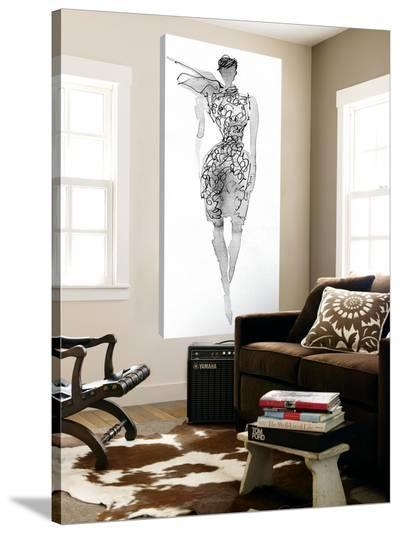 Fashion Sketchbook VIII-Anne Tavoletti-Loft Art