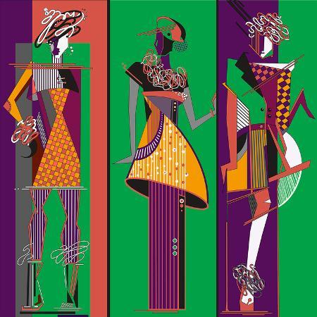 fashion-sketches-green-purple