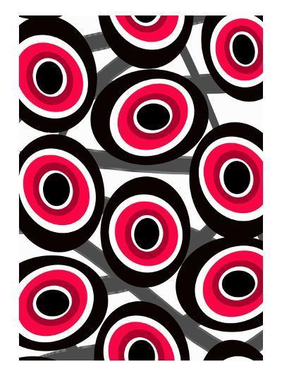 Fashion Spots-Louisa Knight-Giclee Print