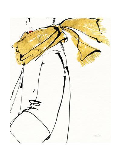 Fashion Strokes II no Splatter-Anne Tavoletti-Art Print