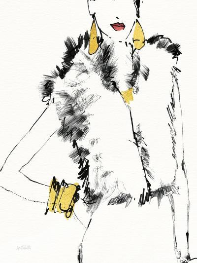 Fashion Strokes IV no Splatter-Anne Tavoletti-Art Print