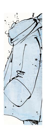 Fashion Strokes VI Pastel-Anne Tavoletti-Art Print