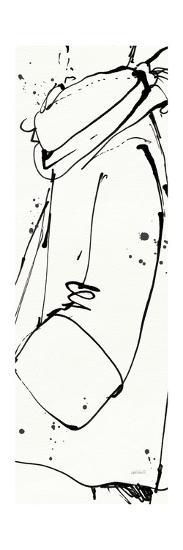 Fashion Strokes VI-Anne Tavoletti-Art Print