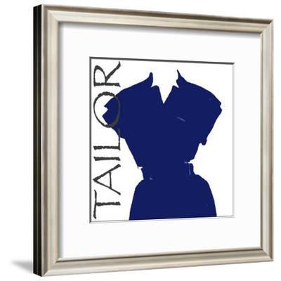 Fashion Tailored-Elissa Della-piana-Framed Art Print