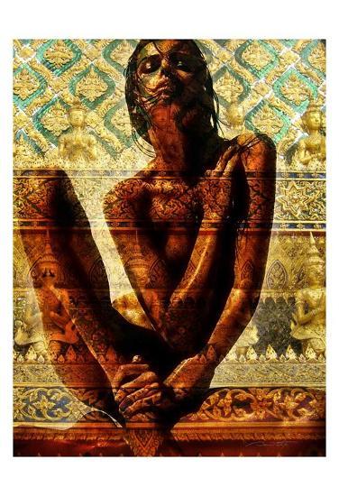 Fashion Temple-Daniel Stanford-Art Print