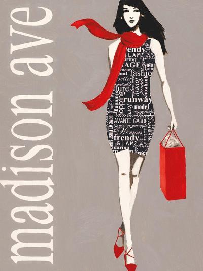 Fashion Type 1-Marco Fabiano-Art Print