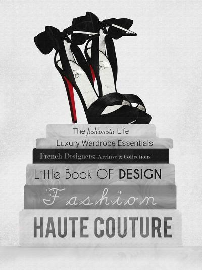 Fashionista Reads 3-Natasha Wescoat-Giclee Print