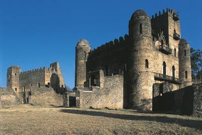 Fasilides Castle--Photographic Print