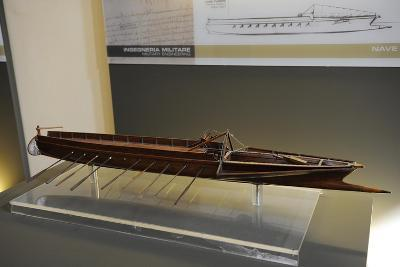Fast Ramming Boat, 1487-1492--Giclee Print