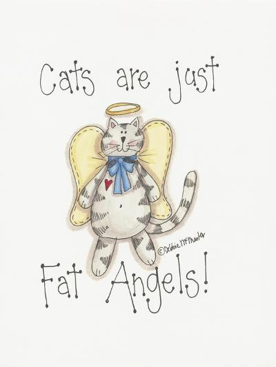 Fat Angels-Debbie McMaster-Giclee Print