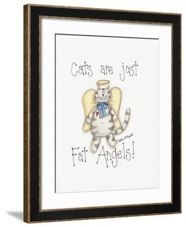Fat Angels-Debbie McMaster-Framed Giclee Print