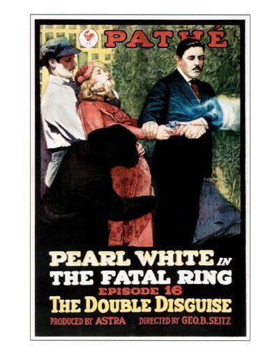Fatal Ring - 1917--Giclee Print