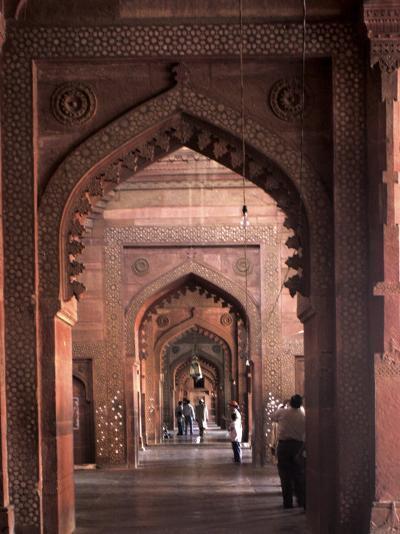 Fatehpur Sikri, UNESCO World Heritage Site, Uttar Pradesh, India-Balan Madhavan-Photographic Print