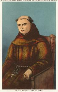 Father Junipero Serra, California Missions