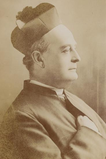 Father Vaughan--Photographic Print
