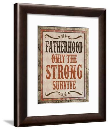 Fathers Day 4-Melody Hogan-Framed Art Print