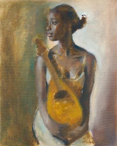Fatou-Neil Helyard-Giclee Print