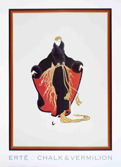Faubourg St. Honore-Erte-Collectable Print