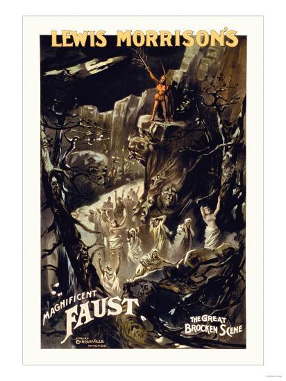 Faust--Art Print