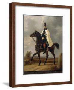 Lieutenant Colonel Officer Marching, 1814-1876 by Faustino Joli