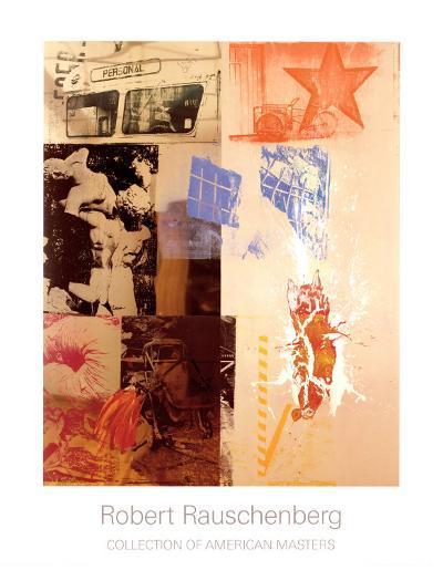 Favor Rites, 1988-Robert Rauschenberg-Art Print