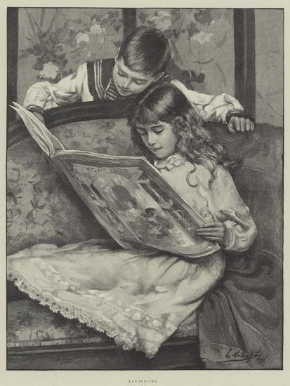 Favourites-Leo Malempre-Giclee Print