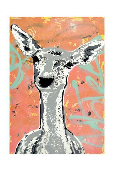 Fawn-Urban Soule-Premium Giclee Print
