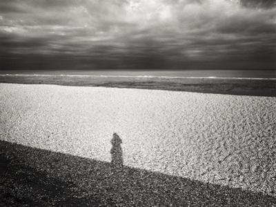 Shadow. Pett Level 1988 by Fay Godwin