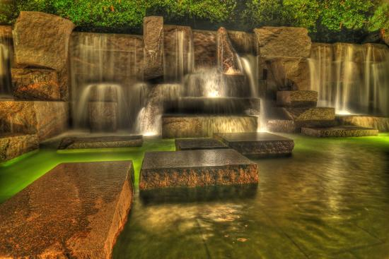 Fdr Memorial-Matthew Carroll-Photographic Print