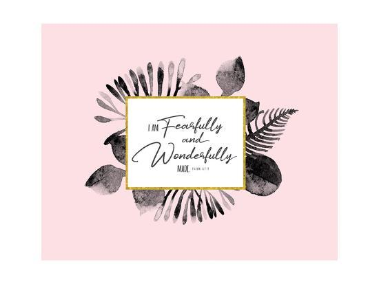 Fearfully and Wonderfully Made-Tammy Apple-Art Print