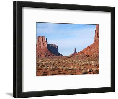 Buttes and Mesas of Monument Valley