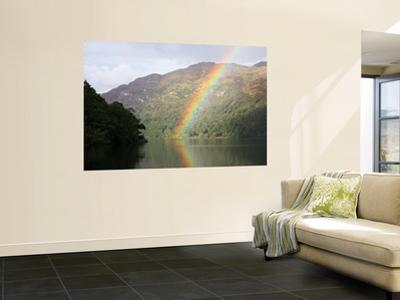 Rainbow over Loch Lomond, Loch Lomond and the Trossachs National Park