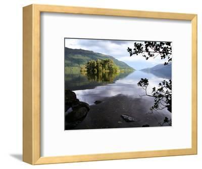 Tarbet Isle on Loch Lomond, Loch Lomond and the Trossachs National Park