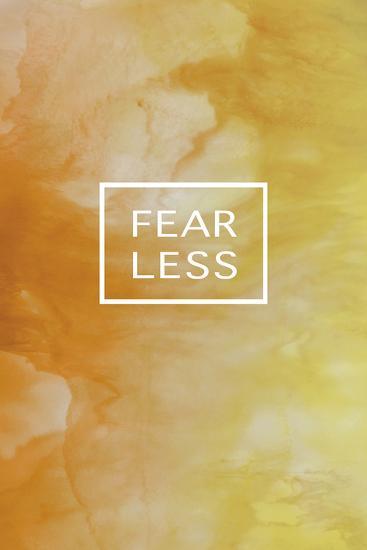Fearless Fluorescent-Lottie Fontaine-Art Print