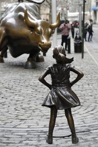 Fearless Girl Wall Street