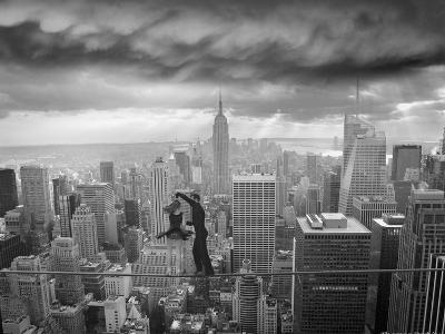 Fearless Passion-Thomas Barbey-Giclee Print