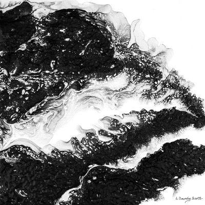 Fearless-Lis Dawning Scott-Art Print