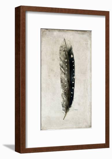 Feather 2-Symposium Design-Framed Premium Giclee Print