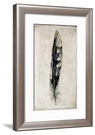 Feather 3-Symposium Design-Framed Giclee Print