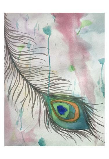 Feather 556-Debbie Pearson-Art Print