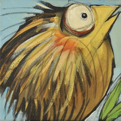 Feather Bird 25-Tim Nyberg-Giclee Print